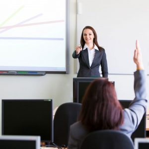 Microsoft PowerPoint-Anwender